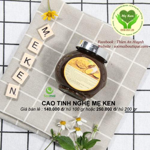 CAO TINH NGHỆ MẸ KEN