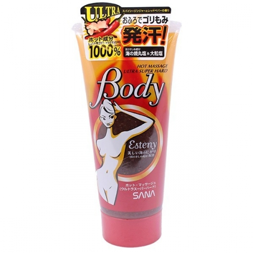 GEL MASSAGE GIẢM BÉO & TAN MỠ BỤNG ESTENY BODY HOT MASSAGE GEL