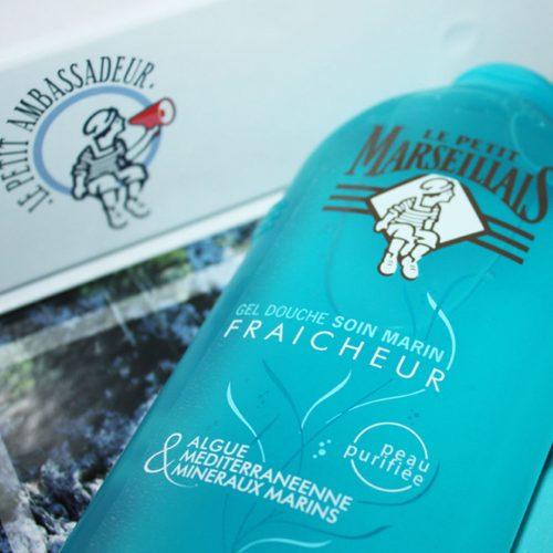 Sữa tắm Le Petit Marseillais của Pháp