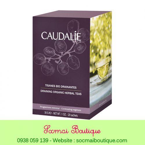TRÀ THẢO DƯỢC GIẢM CÂN CAUDALIE (Pháp)