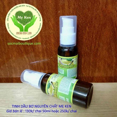 Tinh dầu bơ nguyên chất Mẹ Ken